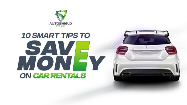 10 smart tips to save money on car rentals