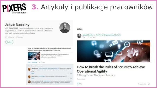 3. Artykuły i publikacje pracowników
