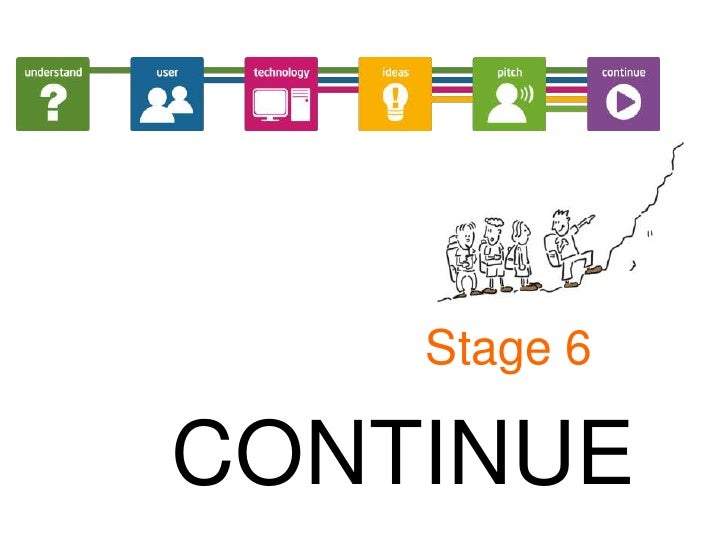 Stage 6CONTINUE