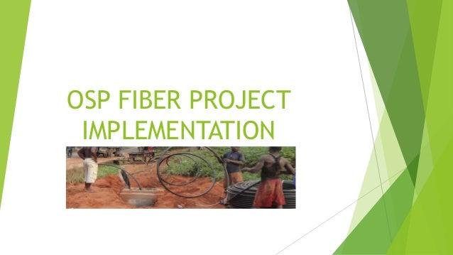 osp fiber