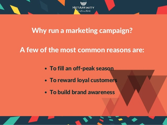 8 steps of an advertising campaign The right marketing plan identifies everything from 1) paid online advertising strategy: three steps to a solid marketing budget.