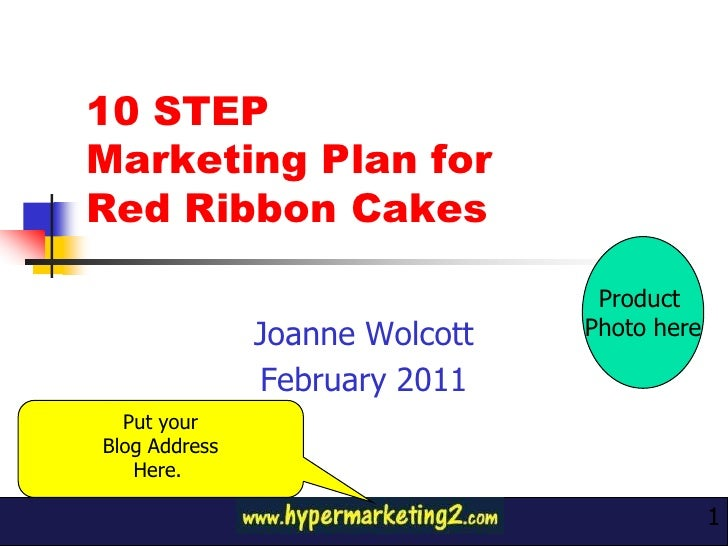 marketing plan for red ribbon Learn the difference between having a marketing strategy and plan along with the importance of having both in hand.