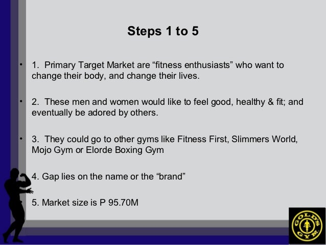 marketing plan on gyms Marketing plan a marketing plan is a written document that details the necessary actions to achieve one or more marketing objectives it can be for a product or service, a brand, or a.