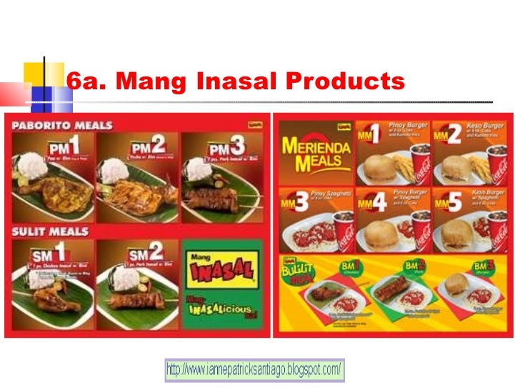 management mang inasal