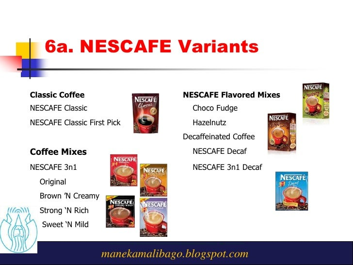 nescafe marketing plan Operations, strategy and operations strategy plan or set of intentions that will set the long-term direction of the whilst this may seem desirable, marketing will usually want operations to be able to meet customer needs under any circumstances.