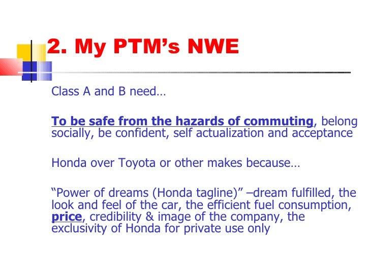"the marketing plan of honda Average salaries for american honda motor marketing manager: $150000  american honda motor  401k plan (4 comments) ""the company."