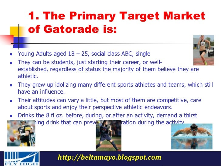 10 Step Mark... Gatorade Sports