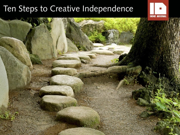 Ten Steps to Creative Independence