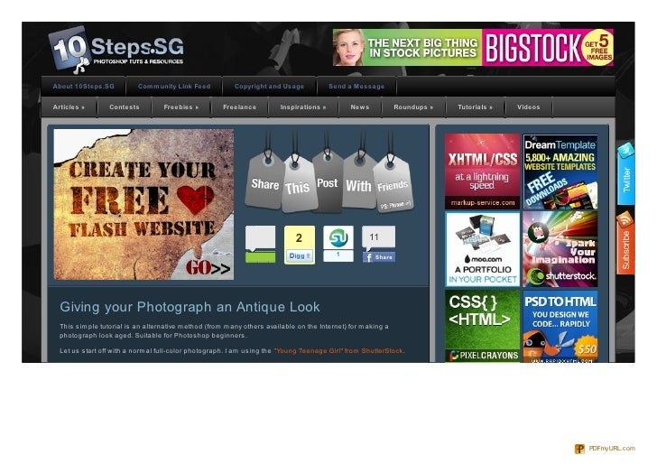 About 10Steps.SG          Community Link Feed           Copyright and Usage             Send a MessageArticles »       Con...