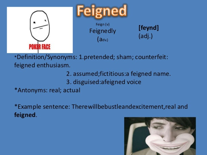 10stepslistone for Farcical sentence