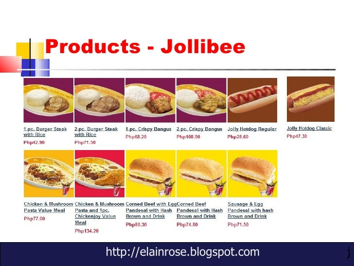 marketing plan for jollibee See what employees say it's like to work at jollibee salaries, reviews, and more - all posted by employees working at jollibee.