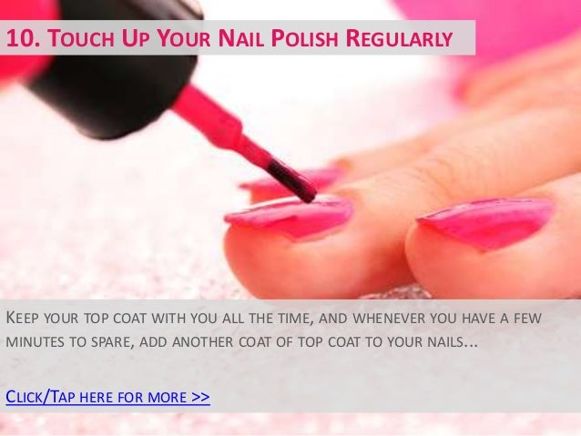 10 steps to a perfect do it yourself manicure and pedicure 13 10 solutioingenieria Images