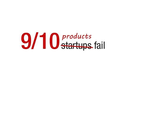 10 steps to product/market fit Slide 2
