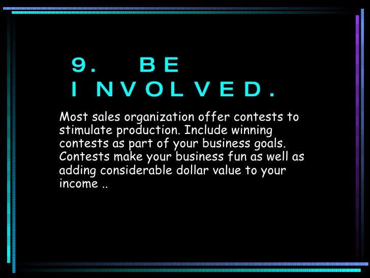 10 steps to sales success pdf
