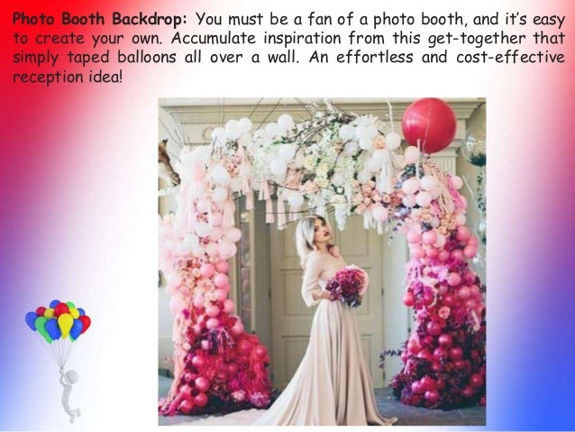 10 Stunning Balloon Decoration Ideas For Weddings Party Zealot