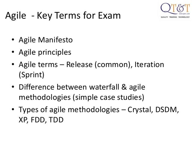 10 summary for What is the difference between waterfall and agile methodologies