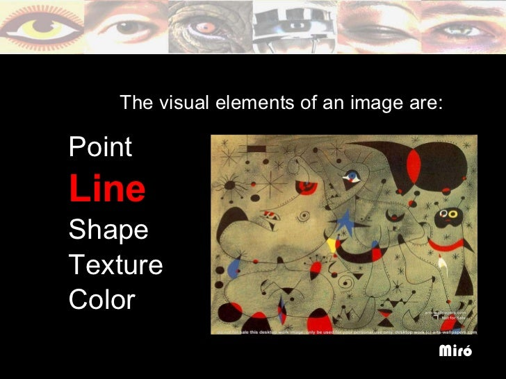 Visual Elements Line : Visual elements line