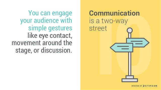 10 You can engage 