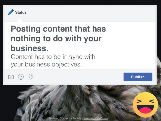 10 things brands should stop doing on facebook. Slide 2
