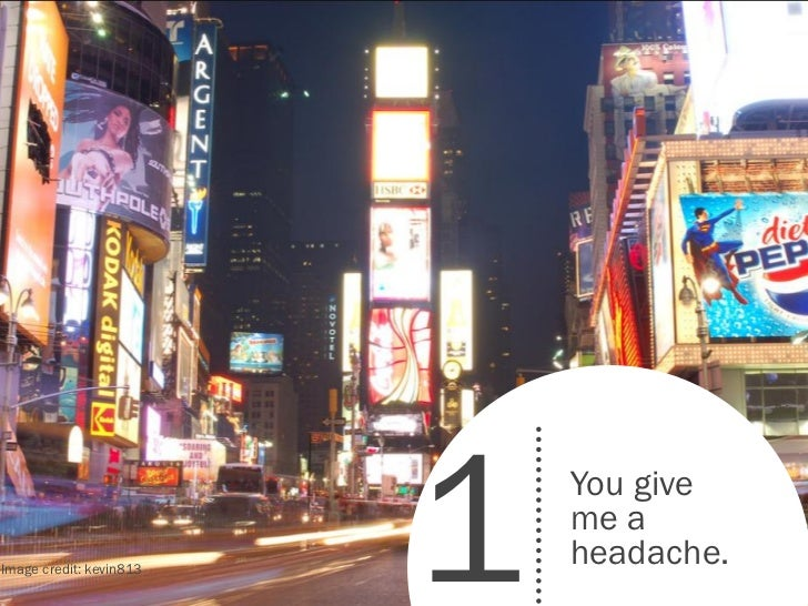 10 Things I Hate about Advertising Slide 2