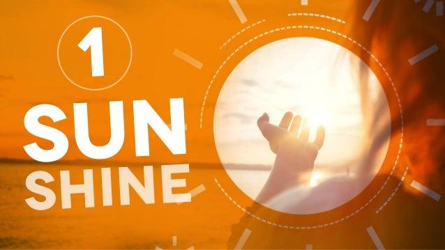 sun shine 1