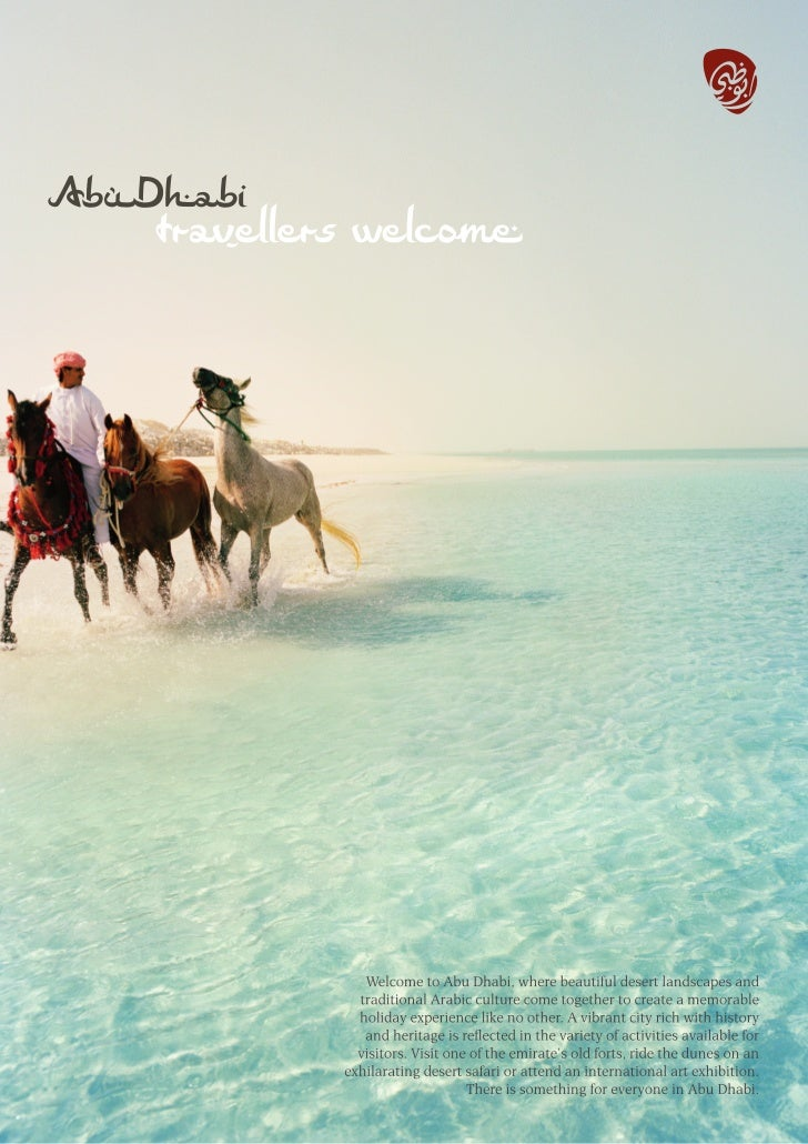 10 Things To Know About Abu Dhabi