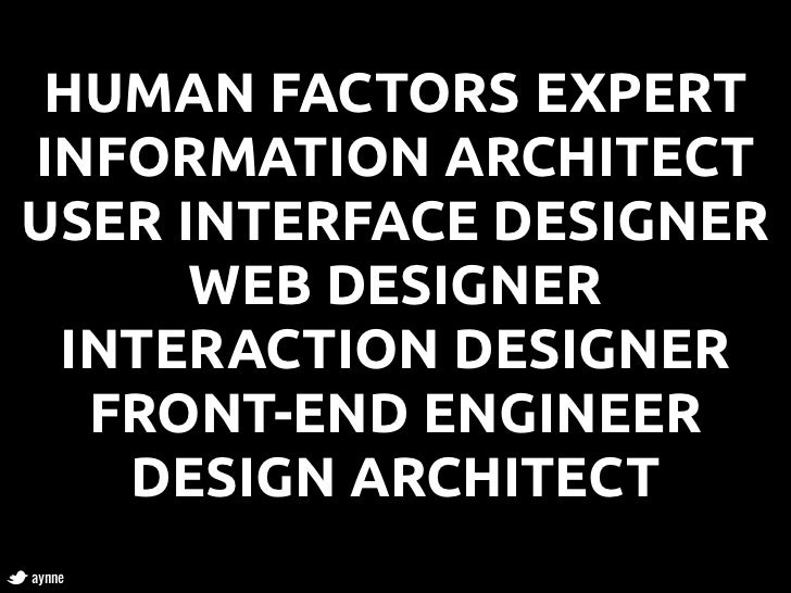 10 Things To Know About Experience Design