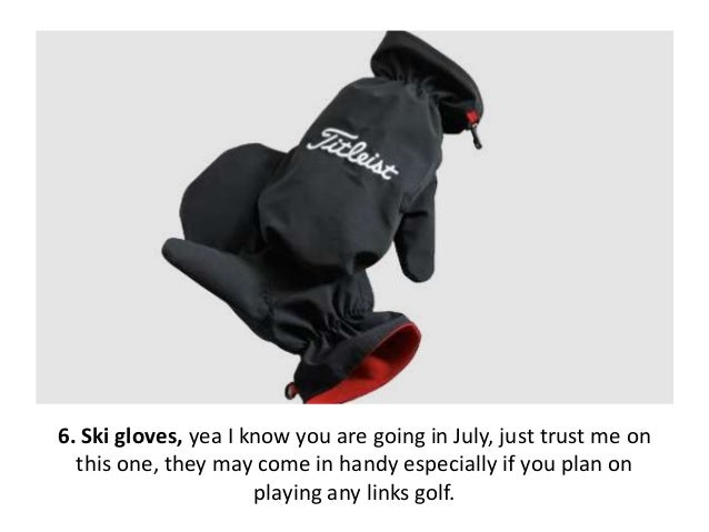 Ten Essential Items You Should Take On Every Golf Trip To