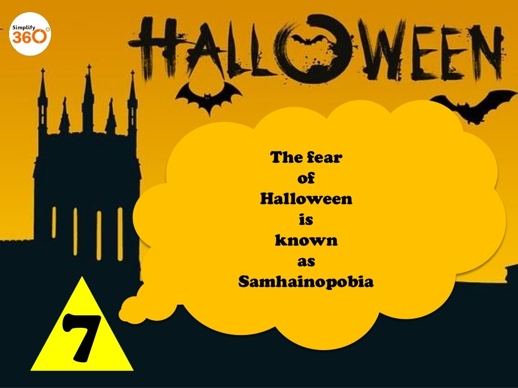 7 the fear of halloween
