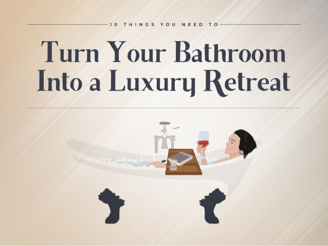 You can turn your bathroom into a relaxing spa-like retreat by using a few special ideas. Browse our collection of bathroo...