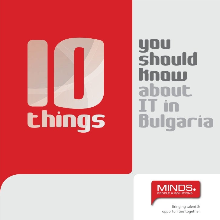 "Looking for IT specialists with""itchy feet""? Go to Bulgaria! Arecent poll among youngBulgarian ITs aged 23-29showed every ..."