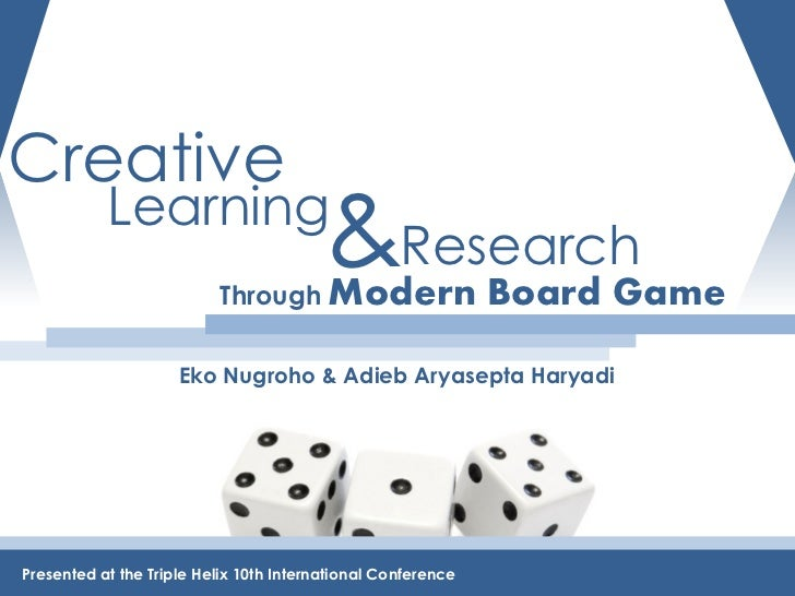 Creative           Learning                          Through Modern                                        &Research      ...
