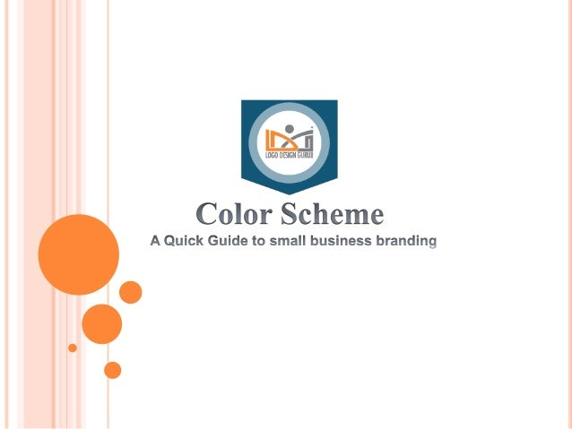  Know the Emotions of Colors  Impact Of Colors On Your Business  Follow the BRANDS of your niche  See how color can bo...