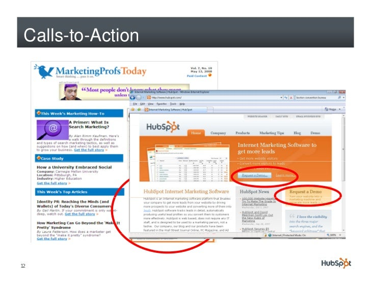 Always Be Testing: 10 Tips for Improving Your Lead Conversion Rate Slide 12