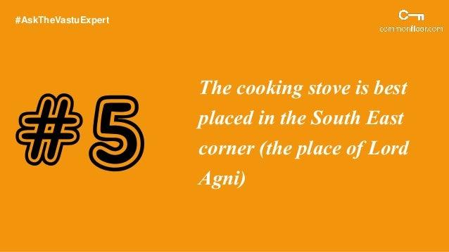 10 tips for a vastu pliant kitchen