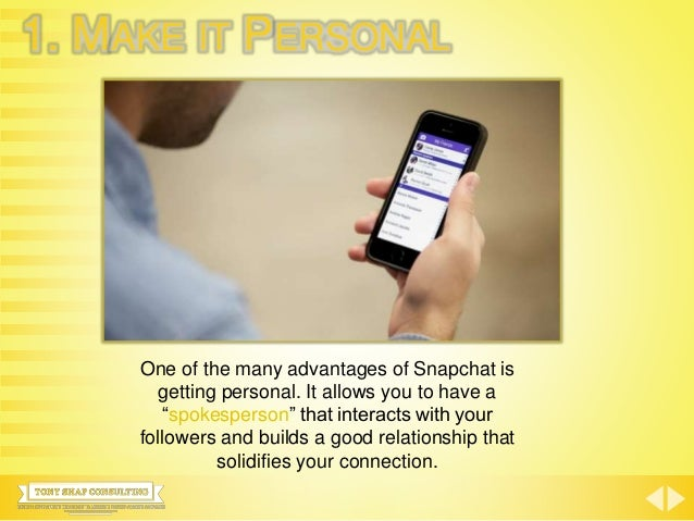 how to use live chat on snapchat