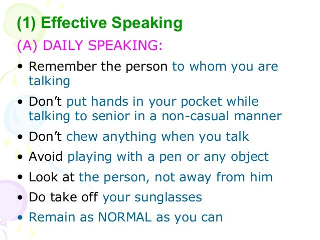 guide to improve communication skills