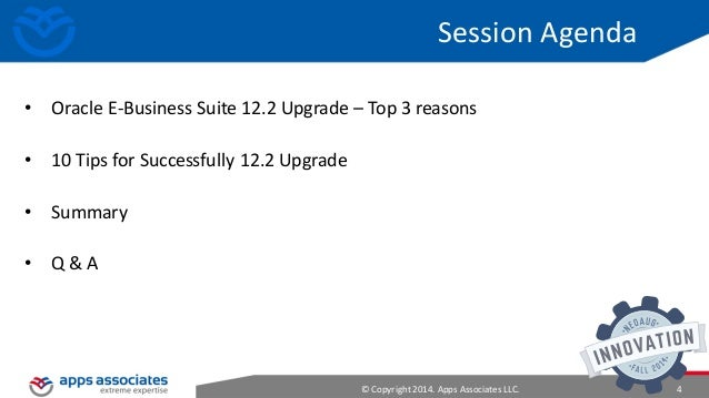 10 Tips For Successful 12 2 Upgrade