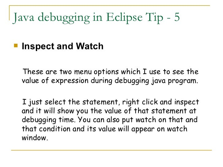 how to make a java program in eclipse