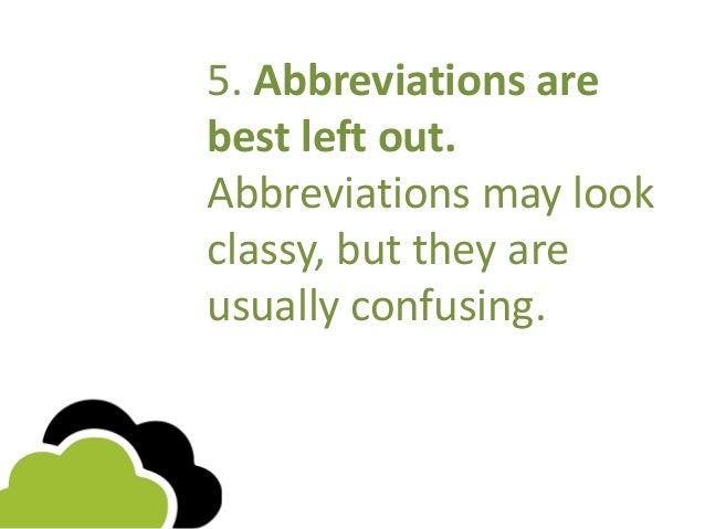 10 tips for choosing the right name to put on your business card al 6 5 abbreviations colourmoves