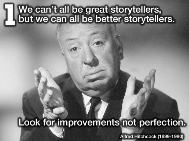 10 tips to improve your storytelling Slide 2