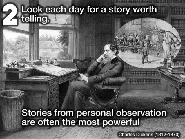 10 tips to improve your storytelling Slide 3