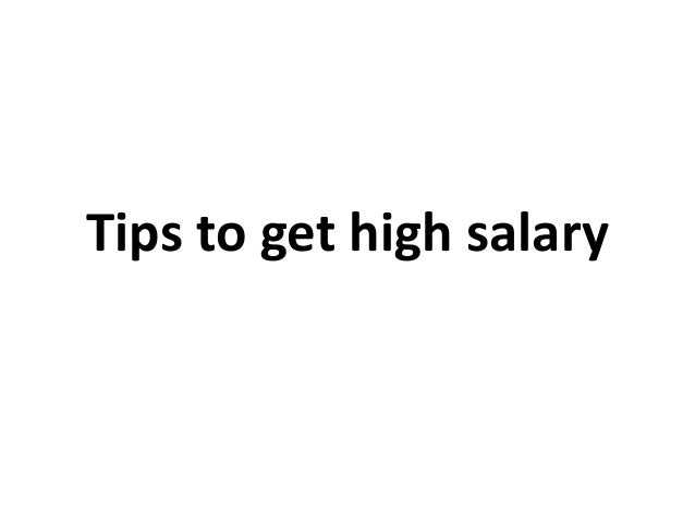 10 tips to negotiate your starting salary