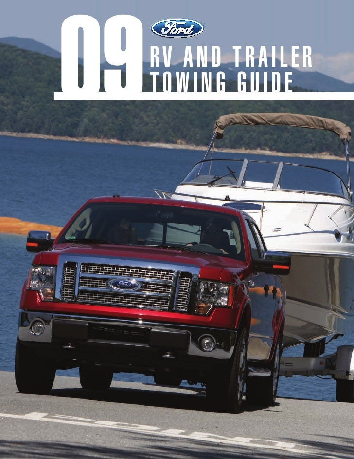 RV a n d T R a i l e R Towing guide