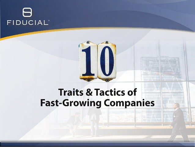10 traits of_fast_growing_presentation