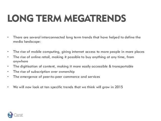 10 trends for 2015 Slide 2