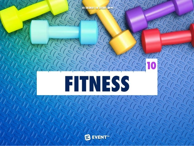 - 10 TRENDS IN EVENT