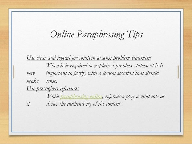 Why Choose Our Paraphrase Online Tool