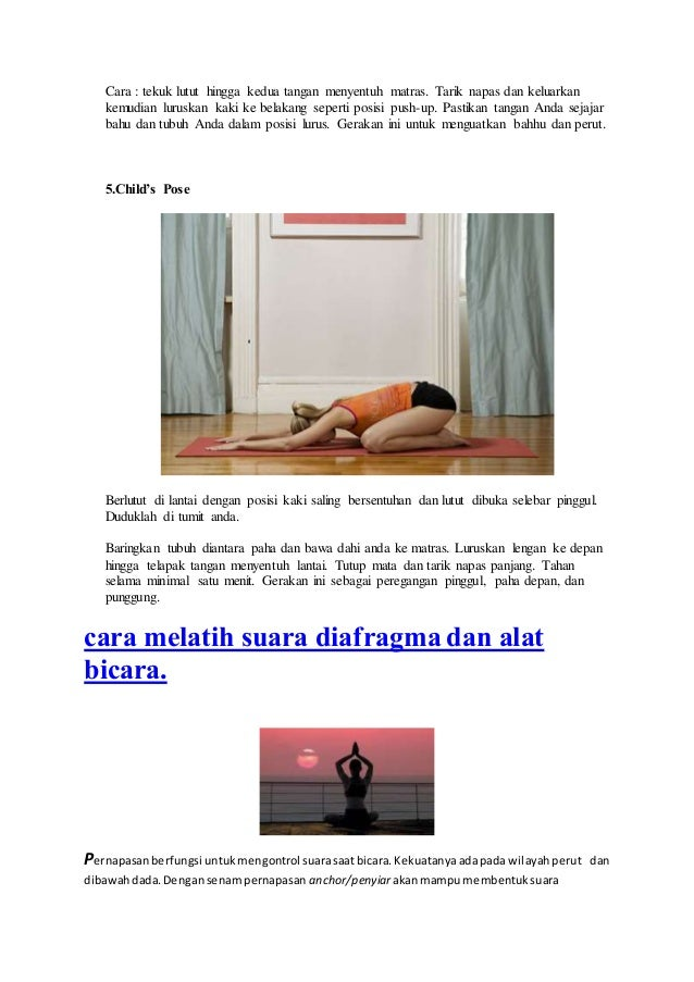 tutorial yoga mengecilkan perut 10 tutorial gerakan yoga ...