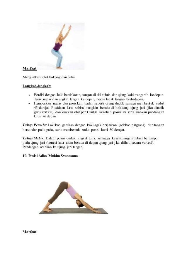 12 Gerakan Yoga untuk Mengecilkan Perut